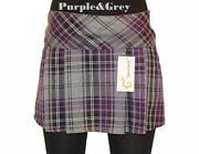 Short Tartan Skirt