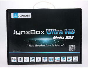 Original Jynxbox Ultra HD V3 Satllite Receiver FTA MPG4 HD IKS