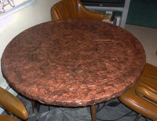 Elastic Round Tablecloth Ebay