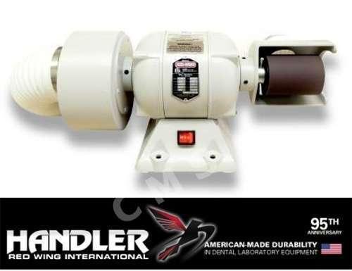 как выглядит HANDLER SANI-GRINDER 704 (Was 700) Drum Sander W/ Integral Vacuum 115V or 220V фото