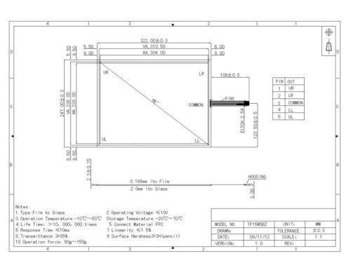 Touch Screen Kit | eBay