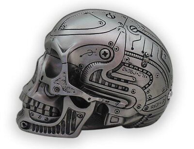 Realistic Replica Skull Home Statue
