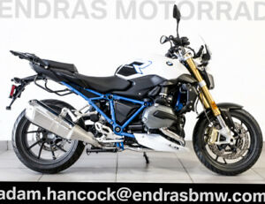 2017 BMW R1200R - BRAND NEW - Light White