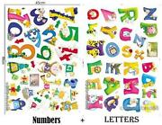 Alphabet Wall Letters