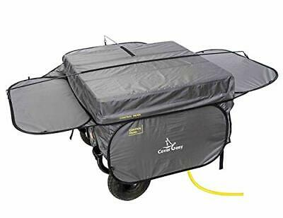 Outdoor Generator Running Cover Tent Portable Heavy Duty All 323221inch Grey