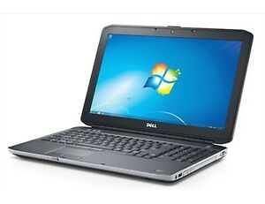 Dell Latitude E5530 Core i3 2350M @ 2.30 GHz/320 GB HDD/4.0 RAM