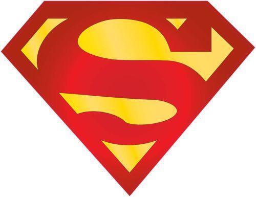 Superman Car Accessories: Superman Car Decal