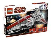 Lego Star Wars Republic Attack Cruiser