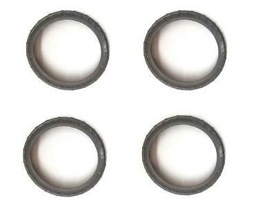 (4 Pack Pool Cleaner Tire Replacement For Letro Legend Platinum LLC1PMG)