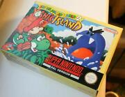 Super Mario World Boxed