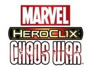 Heroclix Chaos War Set