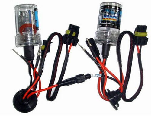 2pcs H11 6000K HID Replacement BULBS for Aftermarket Xenon Light Conversion Kit