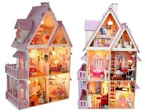 Handmade Dollhouse Ebay
