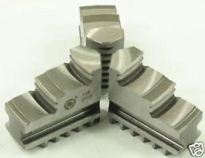 Hard Inside Jaws For 125mm Pratt Burnerd Metric Chucks