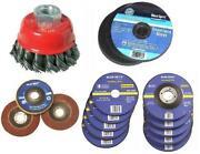 Metal Sanding Discs