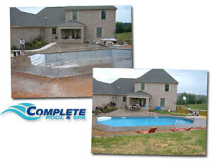 POOL LINER REPLACEMENT CALL(519)636-3123 London Ontario image 4