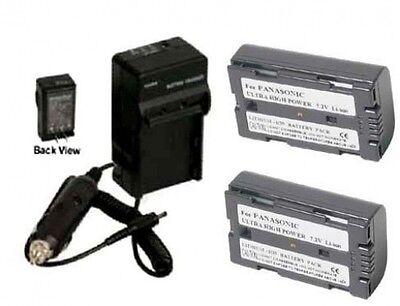 Зарядное устройство TWO 2x Batteries +