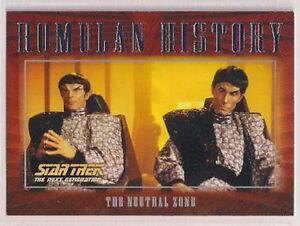 Star-Trek-Nemesis-Trading-Cards-Romulan-History-Chase-Card-R3
