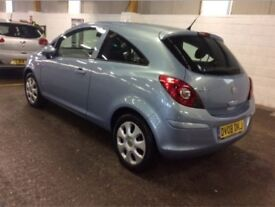 2008 Vauxhall Corsa 1.4 Automatic, HPI Clear, 1 Year Warranty.