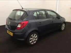 2008 Vauxhall Corsa 1.4 Club 16V Automatic, 5dr, HPI Clear. Perfect Condition