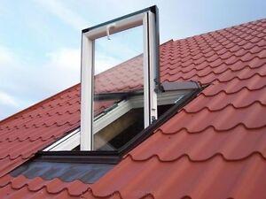 SKYLIGHT PREMIUM Dachfenster Kunststoff 55x78 Eindeckrahmen - <span itemprop=availableAtOrFrom>Wroclaw, Polska</span> - Zwroty są przyjmowane - Wroclaw, Polska