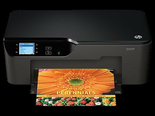 HP 3520 ALL IN ONE PRINTER/PHOTOCOPIER/SCANNER