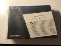 """UNOPENED Kindle Paperwhite E-reader, 6"""" High-Resolution Display 4gb with Built-in Light, Wi-Fi"""