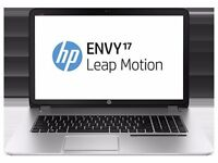 HP Envy 17in Laptop - 8GB RAM - i7 - Nvidia GT750M - 2x750GB HD - Excellent Condition