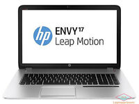 HP Envy 17.3 Intel Core i7- 8GB RAM - 1TB HDD