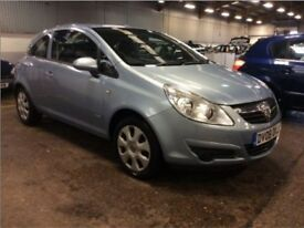 2008 Vauxhall Corsa 1.4 Automatic, HPI Clear, 1 Year Warranty