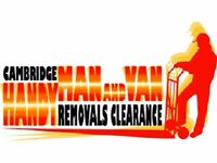 CAMBRIDGE MAN AND VAN HOUSE CLEARANCE SERVICE