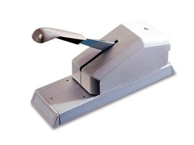 Addressograph Bartizan 871 Pump Handle Credit Card Imprinter 871-701-001