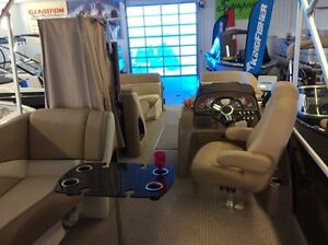 2014 Cypress Cay 230 LE Pontoon. Save $$ Thousands from NEW