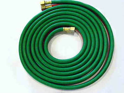 Oxygenacetylene Quality Welding Hose 15 Foot 14 Inch Grade T - All Fuels