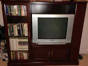 ENTERTAINMENT SET + SONY TV INCLUDED OBO Windsor Region Ontario image 1