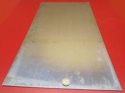 2024 Aluminum Sheet T3 .040 Thick X 12.0 Width X 24.0 Length