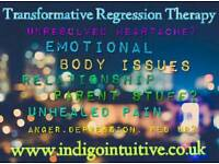 Case studies required - Transformative Regression Therapy