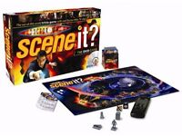 Board Game: Scene it, Doctor Who edition