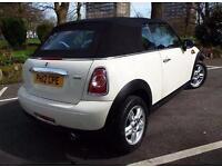 2012 MINI One 1.6 One 2 door Petrol Convertible