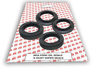 SUZUKI GSF 1200 / 1250 BANDIT 96-09 FORK OIL SEAL AND DUST SEAL KIT