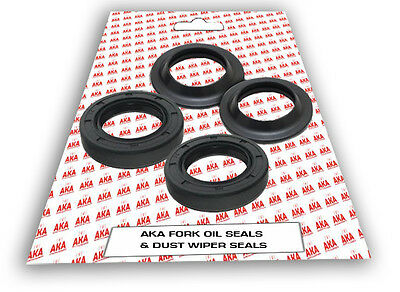 Yamaha R6 1999-2002 FORK OIL SEAL & DUST SEALS KIT