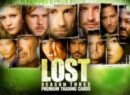 INKWORKS - ABC LOST SEASON THREE L3-1 PROMO INSERT TRADING CARD 2007