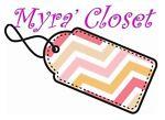 MYRA'S CLOSET