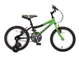 "16"" probike t-Rex boys bike ages 4-7"