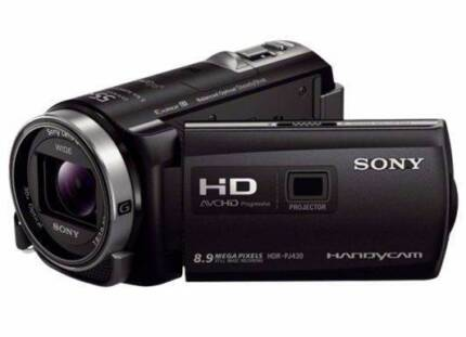 New Sony HDRPJ430V Flash HD Camcorder 32 GB memory RRP $999 Noble Park North Greater Dandenong Preview