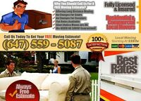 Low Cost Toronto Moving Help-CALL US FOR FREE ESTIMATE