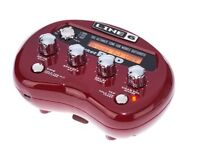 Line 6 Guitar Pod Guitar Effects Mobile Unit (Nearly New)