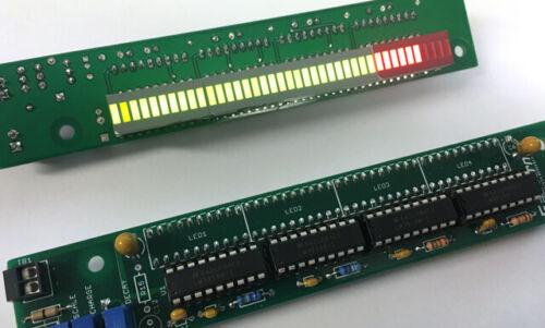 40-Step LED Bar Graph Meter Kit - LED Array, Meter, VU Meter