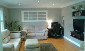ALL INCLUSIVE 3 Bedroom in detached home.