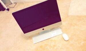 21.5 inch Apple Imac Desktop